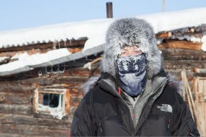 winter survival guide to Siberia