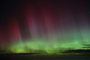 where to see the southern lights
