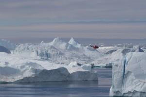 adventure travel in Greenland