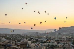 Adventurous Hot Air Ballooning Spots