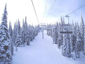 where to ski in Canada