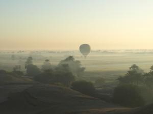 incredible hot air ballooning
