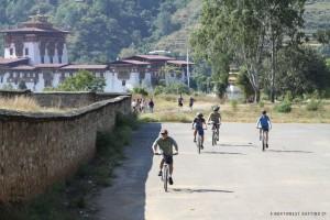 bikin in bhutan