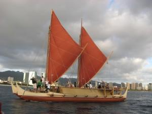 Hawaiian Canoe Voyage