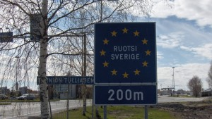 sweden to impose temporary border control