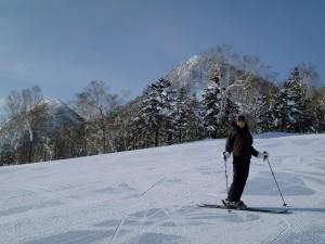 where to ski in Japan