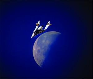 Virgin Galactic Plans Space Flights for Normal People