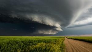 tornado chasing in America