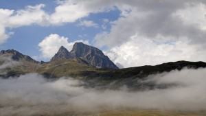 Adventure sports in the pyrenees