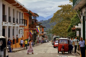 Adventure travel in Colombia