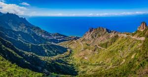 adventure travel Tenerife
