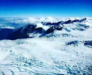 skydiving fox glacier