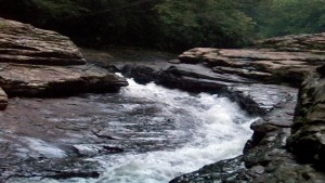 Meadow Run waterslide