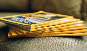 old school travel magazines