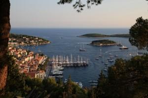 Hvar glamorous islands
