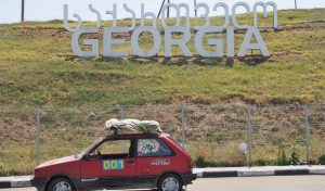 adventure rally in Georgia