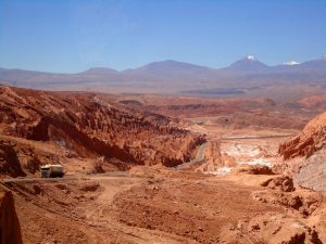 one of the driest adventure travel destinations on earth