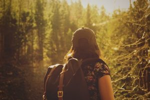 backpacking as a solo female traveler